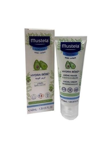 Mustela  Hydra Bebe Facial Cream 40 Ml Renkli